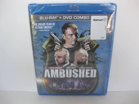 Ambushed (SEALED) - Blu-ray